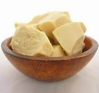 Raw Cocoa Butter Natural 1 Lb]()