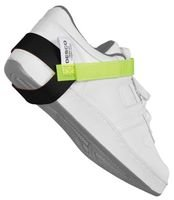 DESCO 07599 FOOT GROUNDER, HEEL, LIMEGREEN STRAP, 1MEG (50 pieces) by DESCO