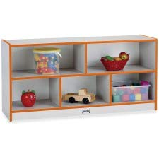 - Rainbow Accents Toddler Single Storage