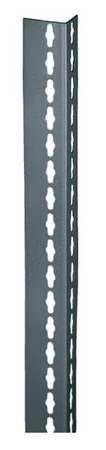 Steel Post Pallet - Edsal RLU84 Steel Upright Heavy Duty Post, Rivet Lock Assembly Type, 2