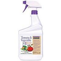 (Bonide Tomato & Vegetable 3 In 1 Multiple Insects Rtu Pyrethrins 32 Oz)