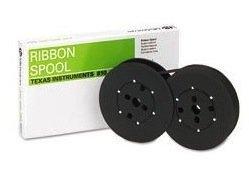 Tally Genicom Ribbon, 2246601-0003, Black, 40 yard yards, Spool [Non - Retail Packaged]