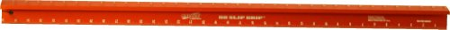 Swanson SVE960 96-Inch Savage Straight Edge, Non-marring, Anodised and Laser-Etched Scale - Edge Safety Ruler