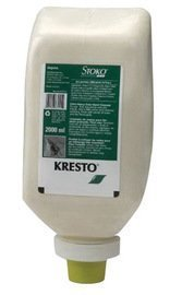 STOKO 98704506 000 ml Soft Bottle Beige Kresto Perfumed Scented Extra Heavy Duty Hand Cleaner (1/EA)
