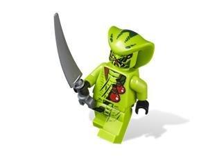 Lego Ninjago Lasha Minifigure (Lego Ninjago Venomari)