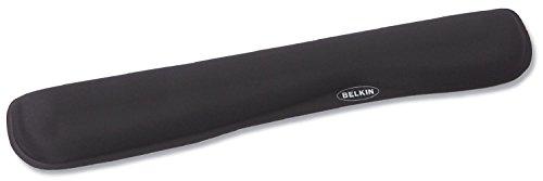 Belkin WaveRest Gel Wrist Pad for Keyboards, Black (F8E263-BLK2) 2 Pack