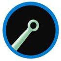 PT# -1222 PT# # 1222- Curette Ear Hk Microloop 6'' 3mm Light Flexible Green 50/Bx by, Bionix Medical Technology