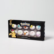Official Pokemon Special Edition 10 pack mini Christmas Tree Ornaments RARE]()
