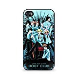 Ouran High School Host Club Unique Diy New Hard Snap On Cover Protector Case For iPhone 6 6s