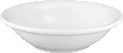 ITI-DO-11 Porcelain Dover 4.875-Inch 4-3/4-Ounce Bowl, 36-Piece, White