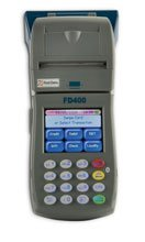 First Data FD-400 GPRS Wireless Terminal ()