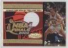 Zan Tabak (Basketball Card) 2000-01 Topps Gold Label - NBA Finals Jersey #TT23 ()