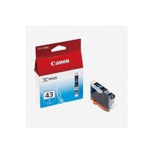 (業務用40セット) Canon キヤノン インクカートリッジ 純正 【BCI-43C】 シアン(青) ds-1731590 B01N08IIG8