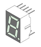 Numeric Display LED - 3 per Package for Force FX, FX-C LMD036