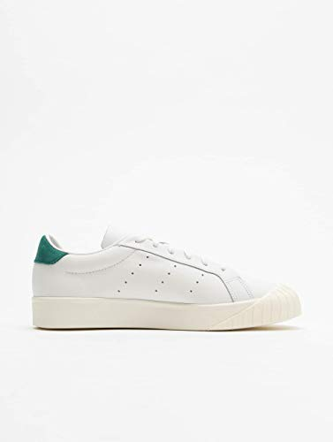 Schoenen Wit Adidas 42 Bajas W Everyn Originals Dames Fashion groen qZ7FZwITn
