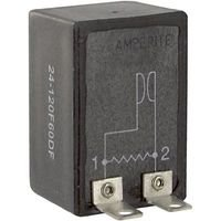 AMPERITE 24-120F60DF SOLID STATE FLASHER SPST-NO, 60FPM, 120V
