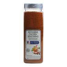 McCormick Rotisserie Chicken Seasoning - 24 oz. container, 6 per case