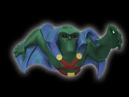 DC Direct JUSTICE LEAGUE ANIMATED SERIES MARTIAN MANHUNTER Wall (Dc Direct Martian Manhunter)