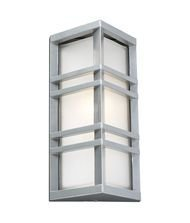 PLC Lighting 8020 BZ Trevino Collection 1 Light Outdoor Fixture