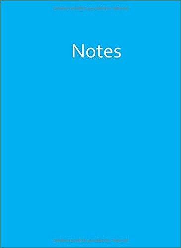 Mein türkises Notizbuch - A4 - kariert - Karibikblau: 100 Seiten