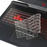 Bodu Ultra Thin Keyboard Cover Protective Skin for 17.3 HP Omen 17-an011dx 17-an012dx 17-an013dx 17-an014tx 17-an031tx 17-an053nr 17-ap010nr 17-ap052nr Series