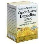 Traditional Medicinals Organic Roasted Dandelion Root Herba