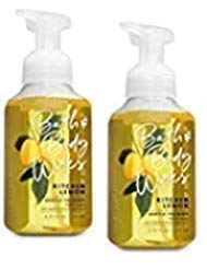 (Bath and Body Works 2 Pack Kitchen Lemon Gentle Foaming Hand Soap 8.75 Oz.)