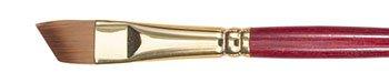 Princeton Synthetic Sable Brush Angular Shader 1/4