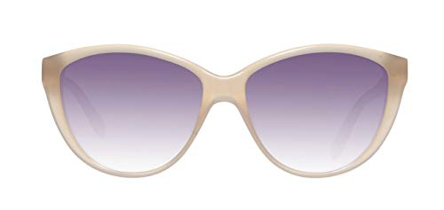 58 Montures Dq0112 45b Femme Beige Lunettes Sonnenbrille De Dsquared 6Cn7x81w