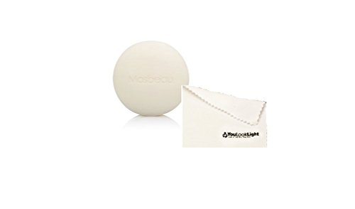 6 Authentic Mosbeau Placenta White All-in-one Whitening Facial Soap Come with Screen Cleaning Cloth Part Number/sku:6xmw-pwacsoap-100 by YouLookLight
