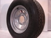 15'' UTILITY BOAT TRAILER WHEEL TIRE NEW S/MOD 6 LUG 225B