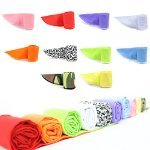 JellyBeadZ Brand 4 pack ASSORTED Cooling Scarf Chilling S...