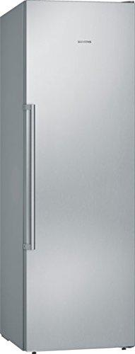 Siemens GS36NAI4P Gefrierschrank/A+++ / 186 cm / 158 kWh/Jahr / 255 L Kühlteil/Supercooling / Türen Edelstahl Anti Fingerprint [Energieklasse A+++]