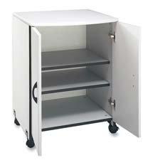 Buddy Products : Machine Stand,f/ Printer/Copier,w/2-Doors,23