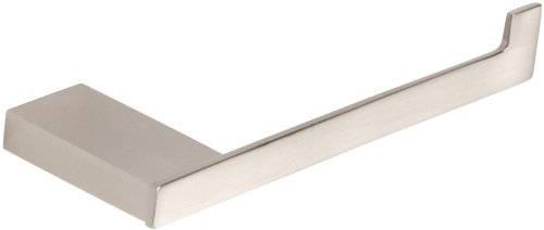 - Atlas Homewares PATP-BRN  Parker Toilet Paper Bar, Brushed Nickel
