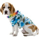 Hawaiian Dog Costume (Hawaiian Dog Costume)