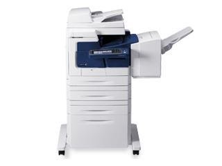 XEROX - COLOR PRINTERS Xerox ColorQube 8700XF Solid Ink Multifunction Printer - Color - Plain Paper Print - Floor Standing<br>COLORQUBE 8700 CLR MFP P/S/C/F 44PPM DUPL FINISHER CUST PAYS FRT<br>Printer, Copier, Scanner, Fax - 44 ppm Mono/44 ppm Color Prin