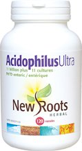 Acidophilus Ultra -8 Billion(120Capsules) Brand: NewRoots Herbal by NewRoots Herbal