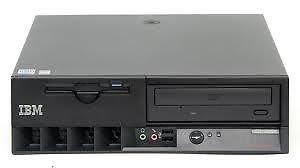 PC COMPUTER DESKTOP IBM LENOVO THINKCENTRE 8215 CTO P4 26 GHZ 1 GB