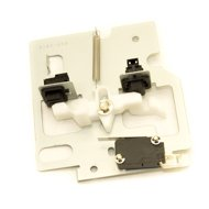 HP RM1-9724-000CN Interlock switch (SW6), (SW8) and (Interlock Assembly)
