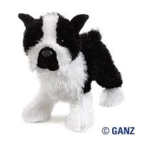 Cheap price Webkinz Virtual Pet Plush - BOSTON TERRIER