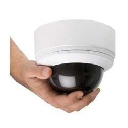 Pelco SD4-W1 Spectra Mini Clear Dome White NTSC