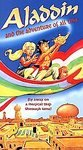 Aladdin and the Adventure of All Time (VHS)