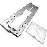 M746C Dell M746C Rail Kit for PowerVault MD1120 / MD1220 - 2U for (Dell Powervault Md1120 Server)