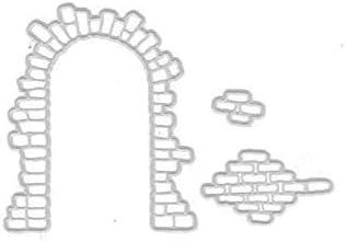 3Pcs Window Accessories Frame Cutting Dies ,DIY Scrapbooking Artist Metal Cutting Dies Stencils Scrapbooking for Card Making DIY Embossing Cuts New Craft Dies 2019