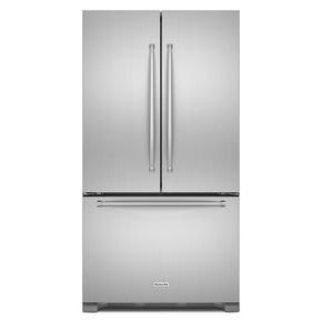 Kitchen Aid KRFC300ESS KRFC300ESS 20 Cu. Ft. stainless Counter-Depth French Door Refrigerator