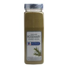 McCormick Ground Rosemary - 11 oz. container, 6 per case by McCormick