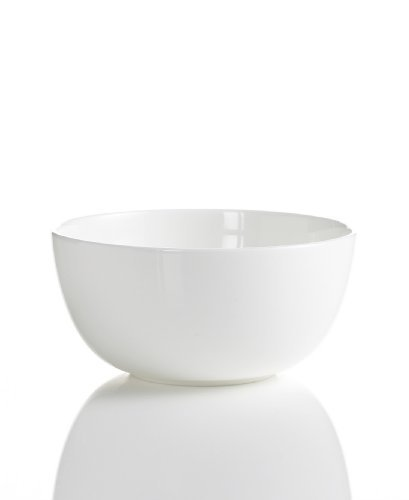 - Hotel Collection White China Cereal Bowl