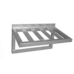 PVIFS TBWS2060PH Pot Rack Wall Shelf, 60\