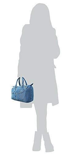 859e6a97b0 Bijoux De Ja Classic Blue Denim Jean Doctor Style Women - Import It All